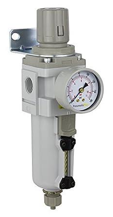 PneumaticPlus SAW4000M-N04BG-MEP Compressed Air Filter