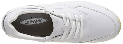 MBT Reem 6 Lace up, Women's Flatform Pumps White (White 16n)