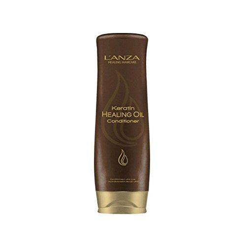 アンザケラチンオイルコンディショナー(250ミリリットル)を癒し x2 - L'Anza Keratin Healing Oil Conditioner (250ml) (Pack of 2) [並行輸入品] B071NHBP72