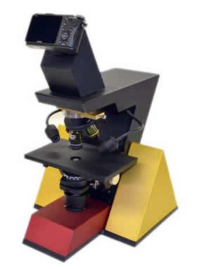 Edge 3D Pan-Focal Research Microscope