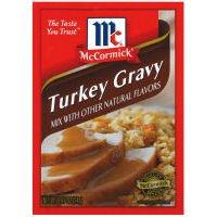 McCormick Turkey Gravy Mix 0.87 oz