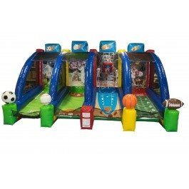 Inflatable Soccer Field - 9