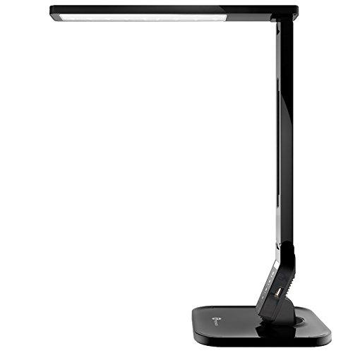 Taotronics 174 Elune Dimmable Led Desk Lamp 14w Piano Black