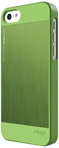 Elago Outfit Matrix Case for iPhone 5C Green