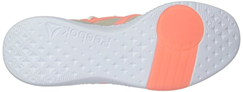 Training Chalk Shoe Reebok Sour Stone Hayasu Melon Women's Sand White qS764E