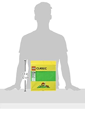 LEGO Classic Green Baseplate Supplement from LEGO