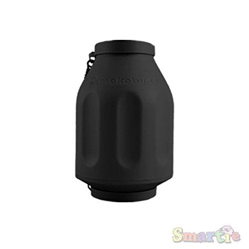 Smoke Buddy Original Personal Air Filter Bundle, All Colors + HoneyCombz Silicone Container, Random Color (Black)