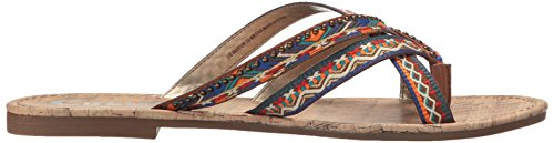 Saddle Sandal Women's Sam by Flat Brooke Circus Edelman wnCqOa0wz