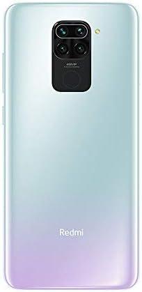 "Xiaomi Redmi Note 9 4GB RAM + 128GB, 48MP Quad Camera Hotshot, 5020mah Battery, 6.53 ""FHD +, LTE Factory Unlocked Smartphone - International Version (Polar White) WeeklyReviewer"