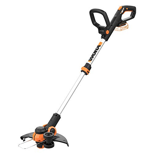 WORX WG163.9 20V Cordless Grass Trimmer/Edger with Command Feed