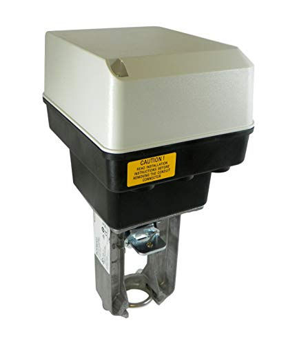 Honeywell Stem down on power failure direct-coupled Valve Actuator - Black and White - ML7425A3013 ML7425-2
