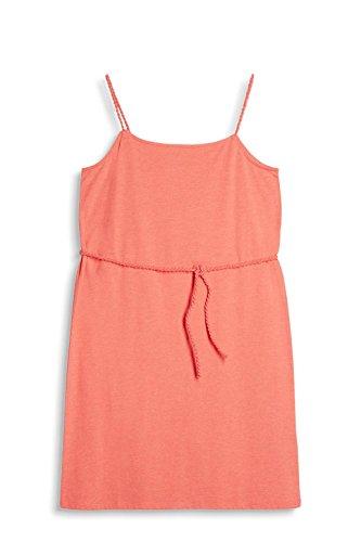 edc by Esprit 067cc1e016, Vestido para Mujer Naranja (Coral Orange 870)