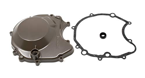 DP 0431-001 Left Side Stator Magneto Cover with OEM Oil Seal and OEM Gasket Fits Suzuki LT230S LT250S QuadSport