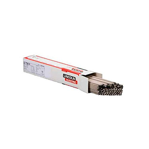Lincoln Electric 557466 Limarosta-Elettrodi 316L in acciaio INOX antiaderente 4,8 kg diametro: 3,2 mm lunghezza 350 mm in scatola di cartone