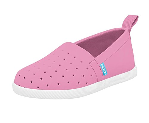 Pink Malibu Shoe Shell White Child Boat Native Venice Kids WnFPOxTa
