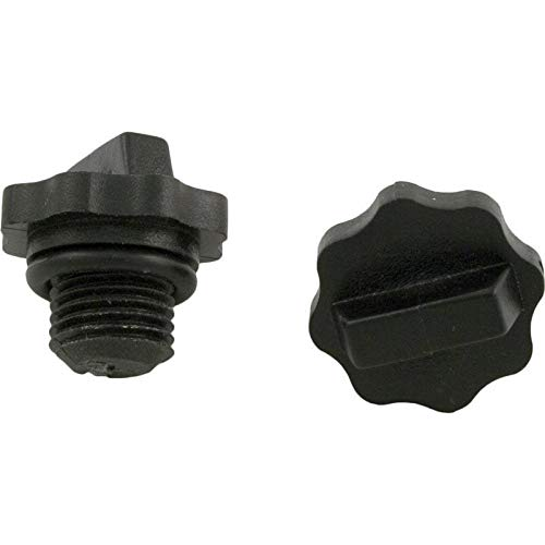 Sundance Jacuzzi Spas Pump Drain Plug with O-Ring Part Number 6500-255//6500-256