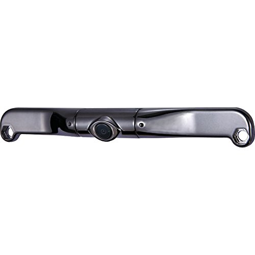 POWER ACOUSTIK CAM-3L License Plate Trim with Camera electronic consumer by Power Acoustik