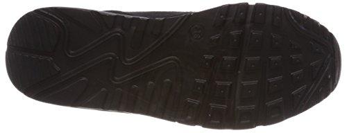 RYT Negro Negro Adulto Zapatillas Unisex 01 aSxqRUw