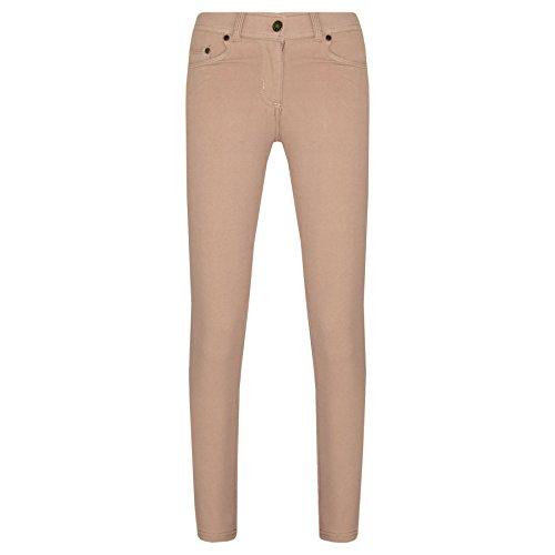 A2Z 4 Kids® Girls Skinny Jeans Kids Stone Stretchy Denim Jeggings Fit Pants Trousers 5-13 Yr by A2Z 4 Kids® (Image #3)