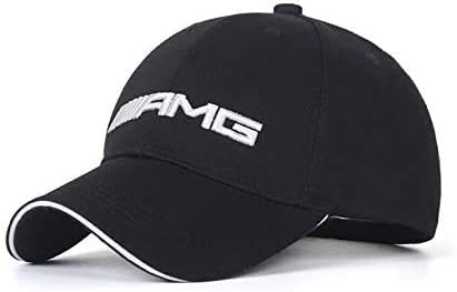 JS Auto Car Logo Embroidered Adjustable Baseball Caps for Men and Women Hat Travel Cap Racing Motor Hat fit AMG