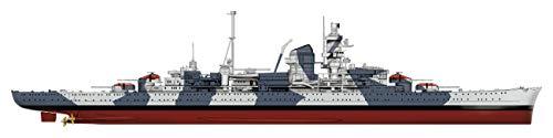 ピットロード 1/700 スカイウェーブシリーズ ドイツ海軍 重巡洋艦 アドミラル・ヒッパー 1941 プラモデル W219