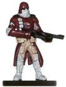 Star Wars Miniatures: Galactic Marine # 12 - The Clone Wars