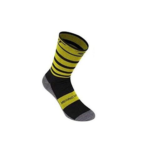 Gist–Chaussettes d'hiver Climatic Pointure 44–47chaussettes jaune fluo ())
