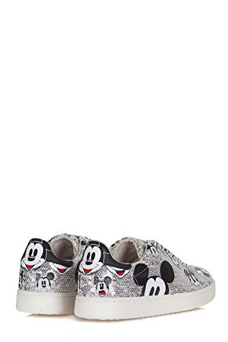 Mujer Master Argento Sneakers Kit Moa Plata Md261 Of Arts pwxdIIqgU