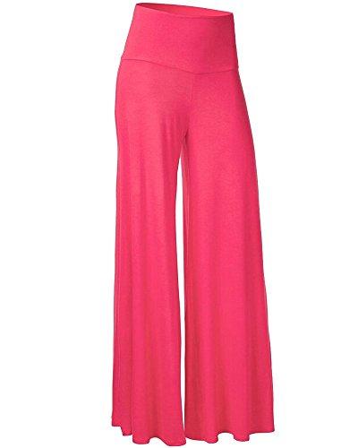 Fresca De Casual Pantalón Pantalones Floja Moollyfox Las Mujeres Rose xO4XO