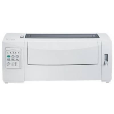 LEXMARK Forms Printer 2590N+ Dot Matrix Printer - Monochrome /24-pin 80 -column - 556 cps Mono - 360 x 360 dpi - USB - Fast Ethernet / 11C0118 /