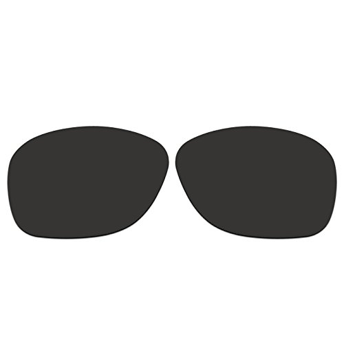ACOMPATIBLE Replacement Lenses for Oakley She's Unstoppable Sunglasses OO9297 (Black - - Unstoppable Oakley Lenses Replacement