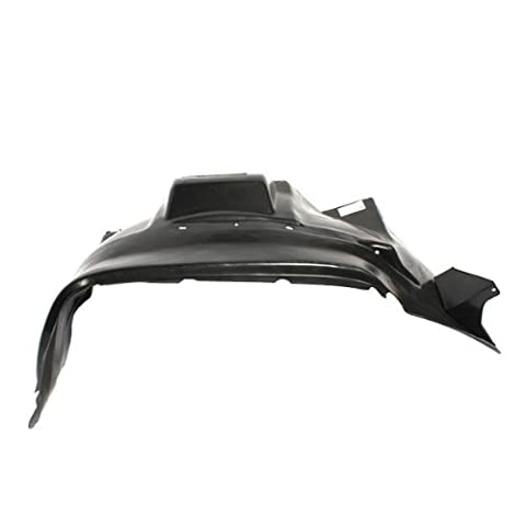 CarPartsDepot, Front Passenger Right Side Fender Liner Splash Shield RH, 378-15146-12 GM1249127 (Gmc Envoy Fender)