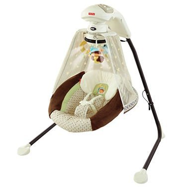 Fisher-Price Cradle Swing, Papsan Neutral