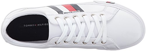 Tommy Hilfiger Femmes Lightz Sneaker Blanc