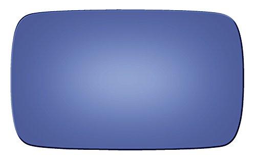 Passenger Side Mirror Convex Glass - Burco 3586 Convex Passenger Side Power Replacement Mirror Glass for BMW 318i, 318is, 320i, 325, 325e, 325es, 325i, 325is, 325iX, 328i, 328is, 525i, 530i, 535i, 540i, M3, M5