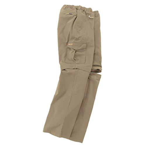Cargo Grande Zipp Sable Taille Pantalon Abraxas off vqw5RAn