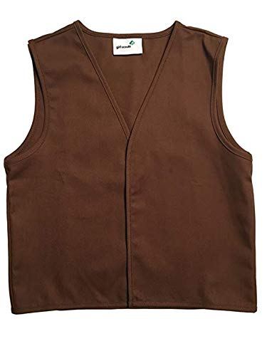 Girl Scouts Brownie Vest (Small 6-8)