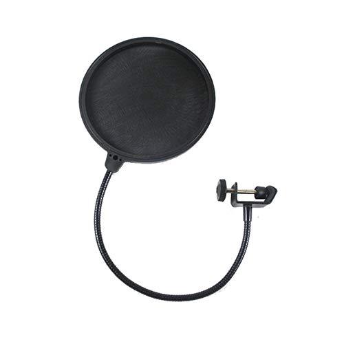 Studio Microphone Mic Wind Screen Pop Filter Mask Shield
