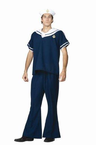 RG Co (Mens Navy Blue Sailor Costume)