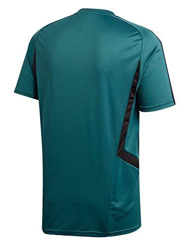 - adidas 2019-2020 Ajax Training Football Soccer T-Shirt Jersey (Tech Green)