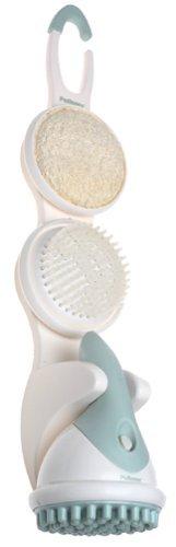 Massager Pollenex - Pollenex Personal Spa Cordless Massager 3 Attachmen