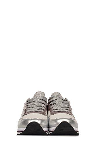 Crime London Zapatillas Para Mujer Weiß It - Marke Größe