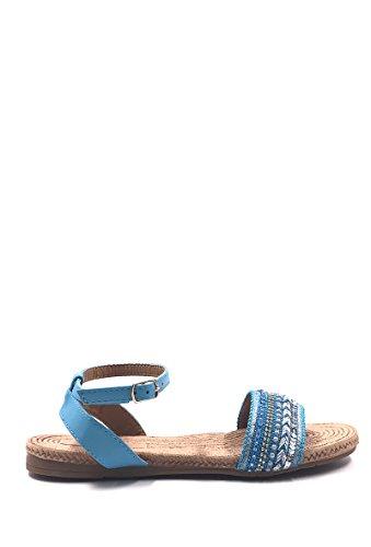 CHIC NANA - Zapatos de Punta Descubierta Mujer Azul