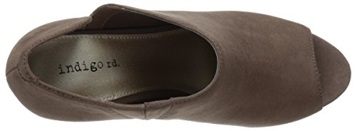 Indigo Women's D'Orsay Babss Rd Taupe Pump aarxHqw