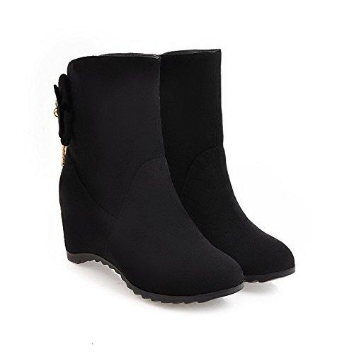 BalaMasa Sandales Noir femme Abl09942 noir Compensées ZrpYvZ7qcw