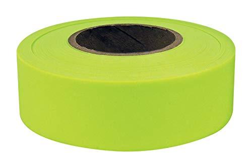 IPG Flagging Ribbon, Lime Glow , 1.18