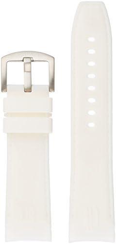 [【日本正規品】 カプリウォッチ]CAPRI WATCH 時計用ラバーベルト RK-R-25-WH