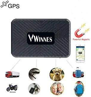 TKSTAR Mini GPS Tracker, rastreador GPS portátil, localizador GPS para Cartera, Cartera, Cartera, Mochila Escolar, Documentos Importantes, localizador de pérdidas de Coche con aplicación TK913