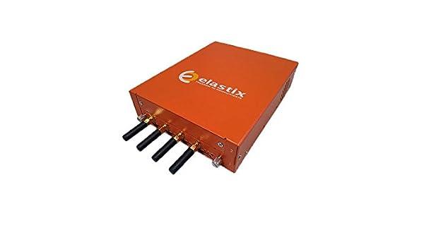Amazon com : Elastix EGW200-4G 4 Channel Quad Band GSM VoIP Asterisk