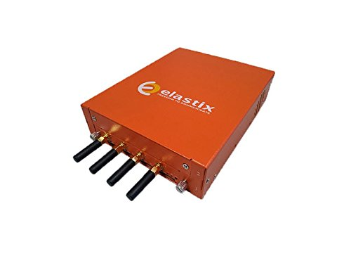 Appliance Pbx Asterisk (Elastix EGW200-4G 4 Channel Quad Band GSM VoIP Asterisk Gateway w 4 Antenna)